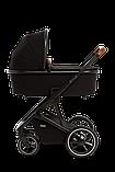 Коляска детская 2 в 1 Moon Kombi STYLE  black, фото 2