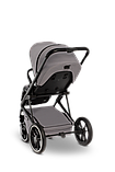 Коляска детская 2 в 1 Moon Kombi STYLE stone grey, фото 6