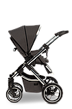 Коляска детская 2 в 1 Moon SCALA  Chrom anthrazit, фото 6