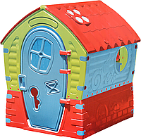 Детский домик Palplay Лилипут голубой