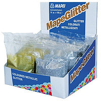 MAPEGLITTER цветной блеск для затирки швов (Мапеглиттер)