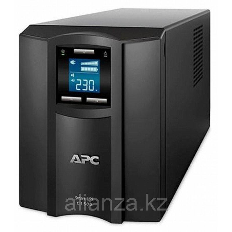 ИБП APC Smart-UPS 1500VA SMC1500I