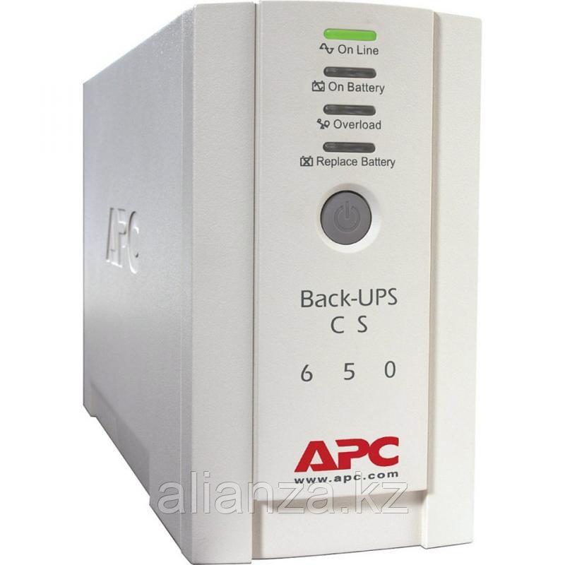 ИБП APC Back-UPS 650 VA BK650EI CS