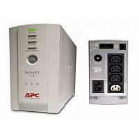 ИБП APC BK350EI Back-UPS CS 350VA