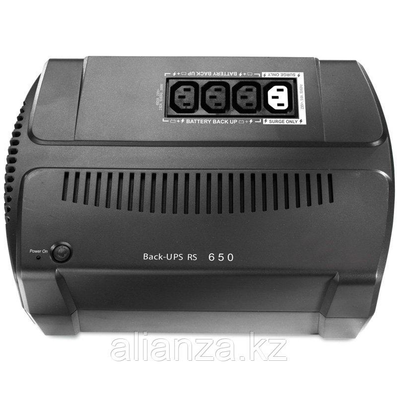 ИБП APC BX650CI-RS Back-UPS RS 650VA 230V