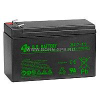 Аккумулятор BB Battery BC 7-12