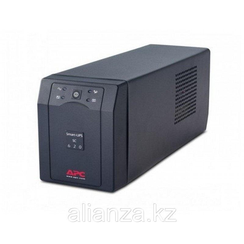 ИБП APC SC620I Smart-UPS SC 620 VA