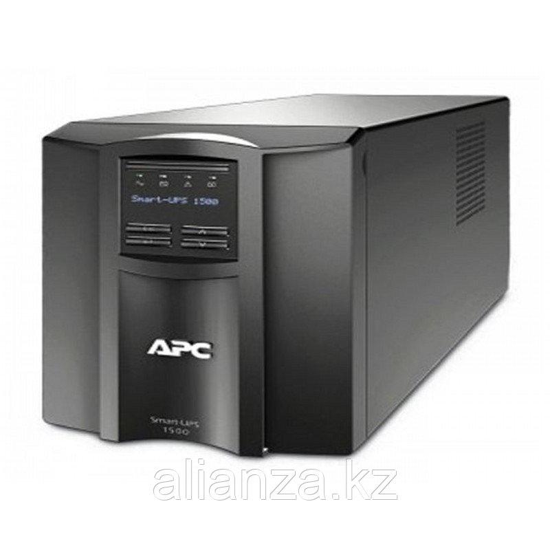 ИБП APC SMT1500I Smart-UPS 1500 VA LCD