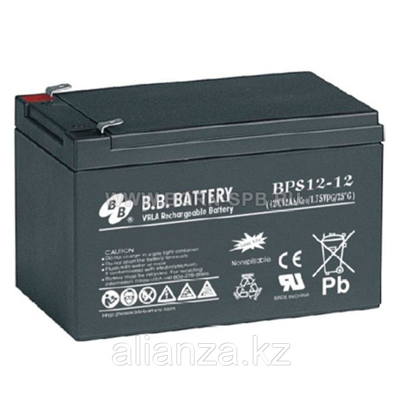 Аккумулятор BB Battery BPS 12-12