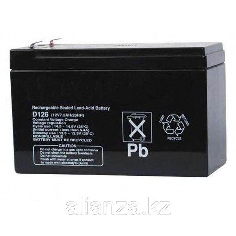 Аккумуляторная батарея BOSCH D126