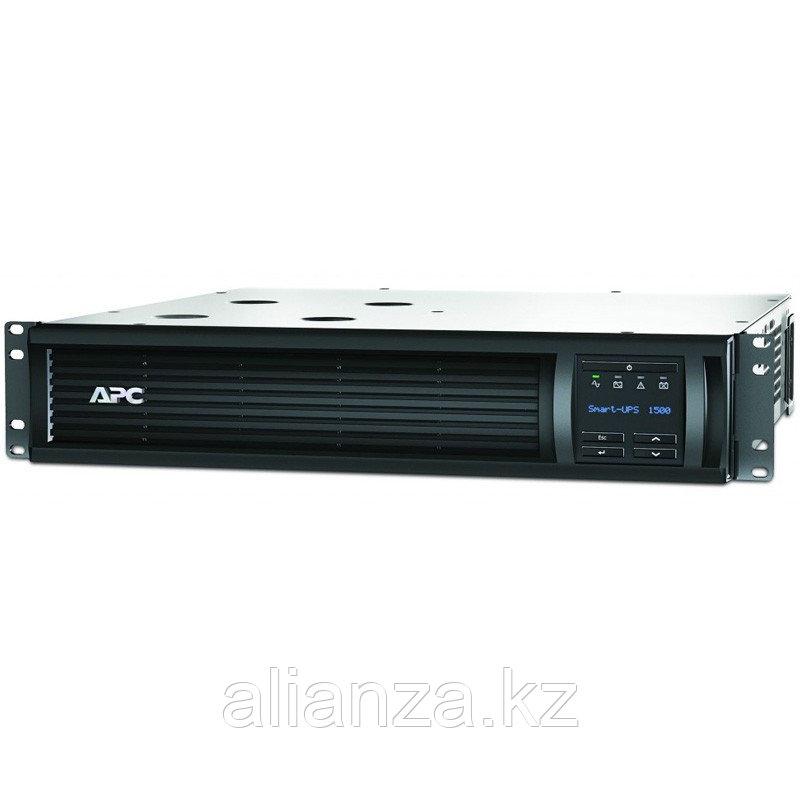 ИБП APC SMT1500RMI2U Smart-UPS LCD