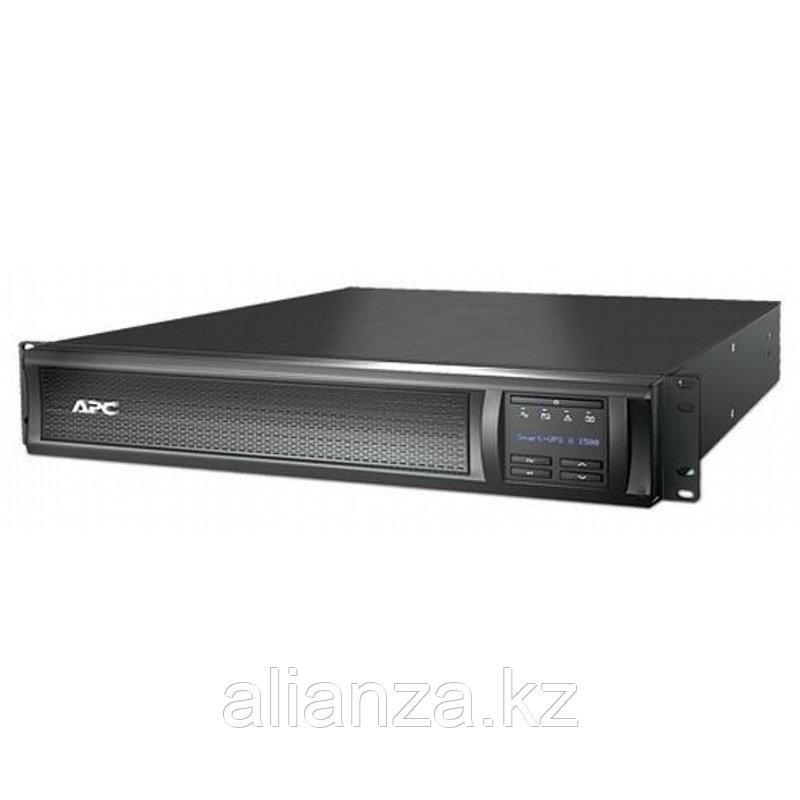 ИБП APC SMX1500RMI2U Smart-UPS X 1200 watts/1500VA Rack/Tower