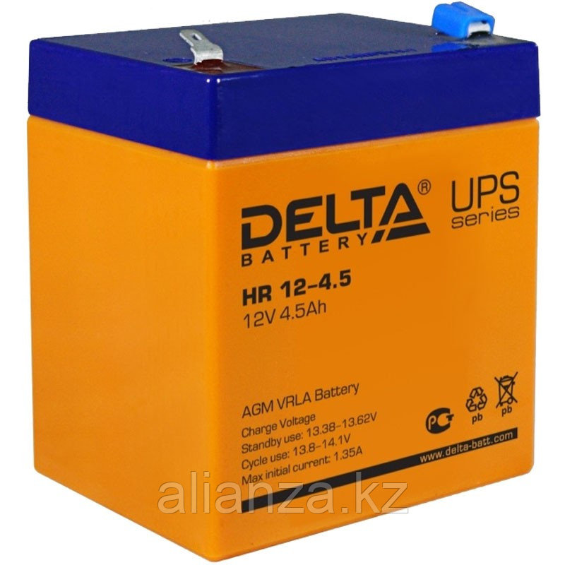 Аккумулятор Delta HR 12-4.5