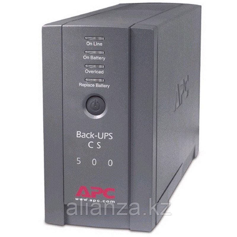 ИБП APC Back-UPS 500 VA BX500CI