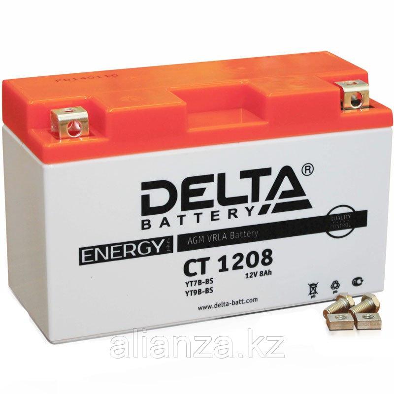Аккумулятор Delta CT 1208