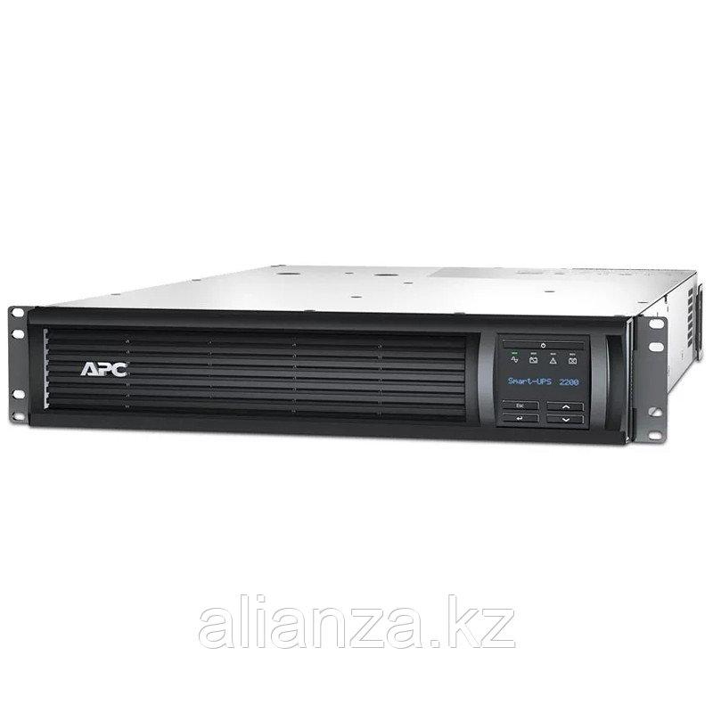 ИБП APC SMT2200RMI2UNC Smart-UPS LCD 1980 Watts / 2200 VA