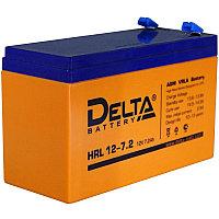 Аккумулятор Delta HRL 12-7,2