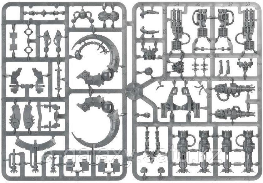 Necrons: Tomb blades (Некроны: Могильные клинки) - фото 2