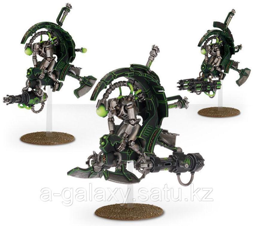 Necrons: Tomb blades (Некроны: Могильные клинки) - фото 6
