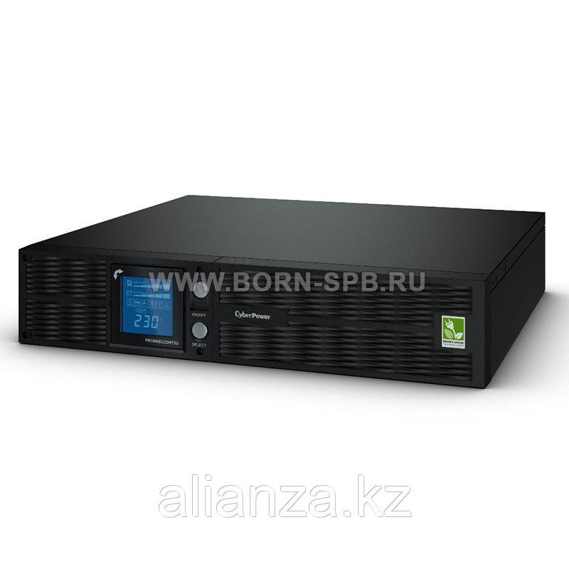 ИБП CyberPower PR1000ELCDRT2U 1000VA/900W