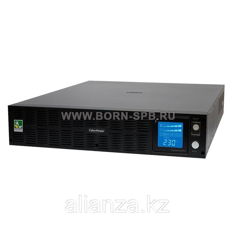 ИБП CyberPower PR3000ELCDRT2U 3000VA/2700W