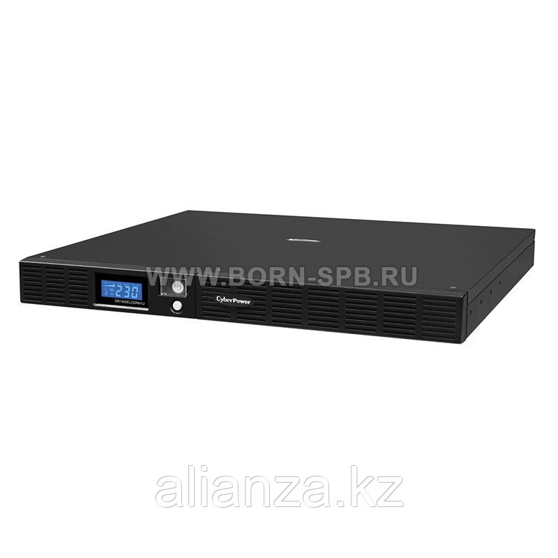 ИБП CyberPower OR1000ELCDRM1U 1000VA/600W