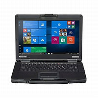 "Ноутбук Panasonic 14.0"" TFT Non-TS/HD Core i5-7300U2.6Ghz4GB/500GB CF-54G0486T9"