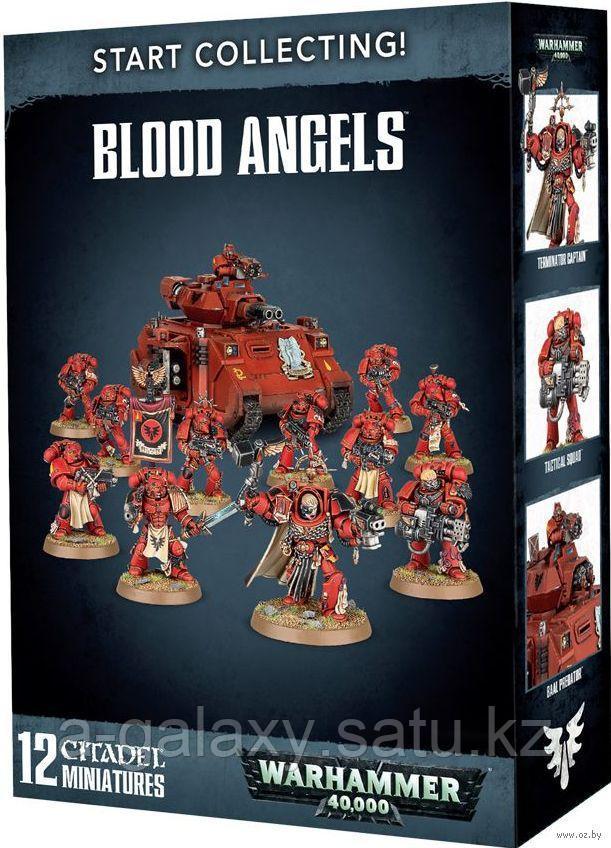 Start collecting! Blood Angels (Начни собирать! Кровавые Ангелы) - фото 2
