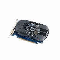 Видеокарта Asus GT 1030 (Nvidia, 2 Гб, GDDR5, 64 бит, PCI-E 3.0 x 16, 1 х DVI-D, 1 х HDMI, Без дополнительного