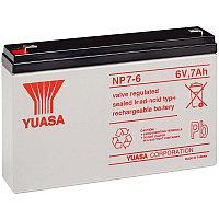 Аккумуляторная батарея Yuasa NP 7-6
