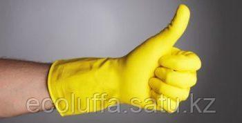 Перчатки хозяйственные (гелиевые)