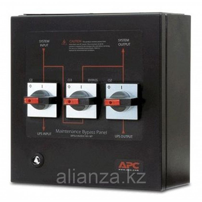 Модуль байпас APC SBPSU10K20HC1M1-WP Bypass Panel
