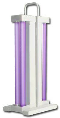 Облучатели бактерицидные переносные ОБНП 2(2*15-01) исп.4 Генерис