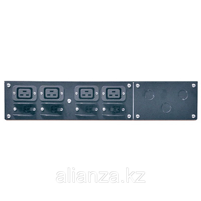 Байпас панель APC SBP6KRMI2U Service Bypass Panel 230V 50A MBB