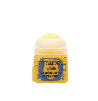 Layer: Flash gitz yellow (Слой: Жёлтый хвастун). 12 мл.