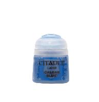 Layer: Calgar blue (Слой: Калгар синий). 12 мл.