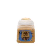 Layer: Balor brown (Слой: Коричневый Бэлор). 12 мл.