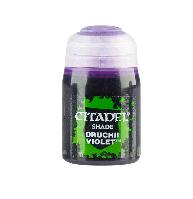 Shade: Druchii violet (Тень: Фиолетовый дручии). 24 мл.