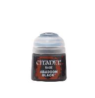 Base: Abaddon Black (База: Черный Аббадон). 12 мл.