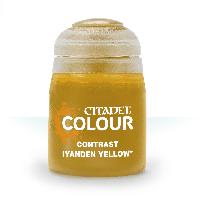 Contrast: Iyanden Yellow (Контраст: Йанден жёлтый). 18 мл.