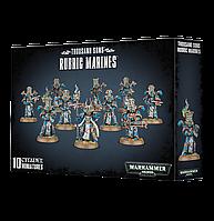 Thousand Sons: Rubric Marines (Тысяча сыновей: Космодесантники-рубрики)