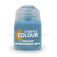 Contrast: Gryph-Charger Grey (Контраст: серый гриф-чарджер). 18 мл.