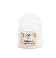 Dry: Wrack White (Сухие краски: Разрушительный Белый). 12 мл.