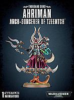 Thousand Sons: Ahriman Arch-Socerer of Tzeentch (Тысяча Сыновей: Ахриман, Архичародей Тзинча)