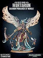 Death Guard: Mortarion Daemon Primarch of Nurgle (Гвардия смерти: Мортарион, Демон-примарх Нургла)