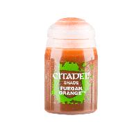 Shade: Fuegan orange (Тень: Оранжевый Фуэгана). 24 мл.