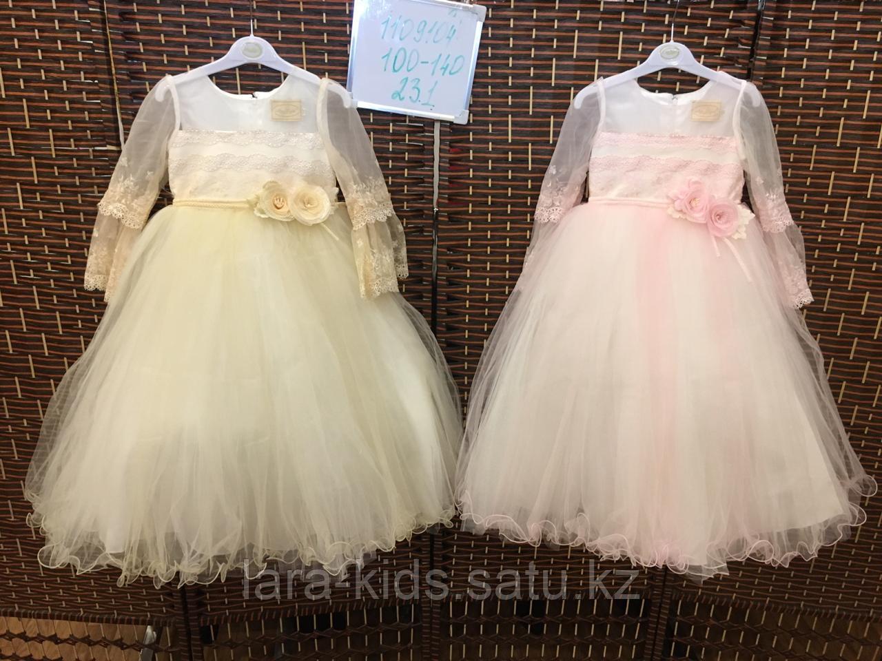 Бальное платье для девочек