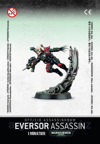 Officio Assassinorum: Eversor Assassin (Официо Ассасинорум: Убийца Эверсор)
