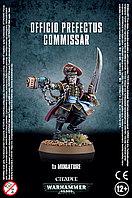 Astra Militarum: Officio Prefectus Commissar