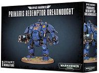 Space Marines: Primaris Redemptor Dreadnought (Космодесант: Дредноут-Искупитель Примарисов)